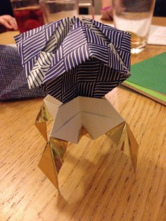 Origami madness!