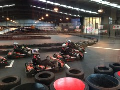 Karting for Dunc's 30th