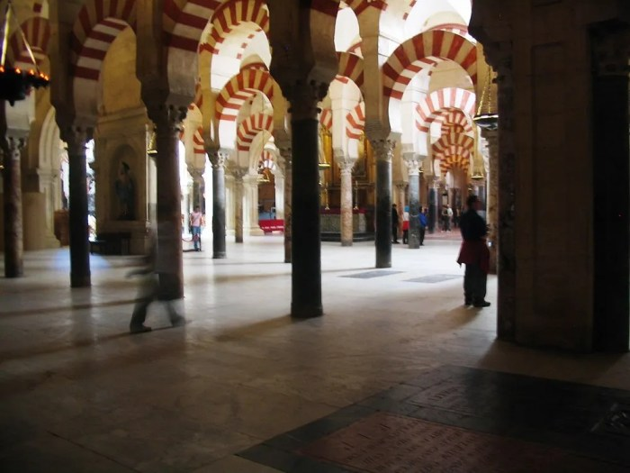 The Cordoba Mosque, Spain 2008