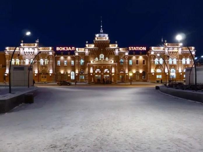 Kazan station
