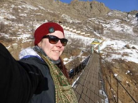 Bridge selfie! (Inspired by Duncan)