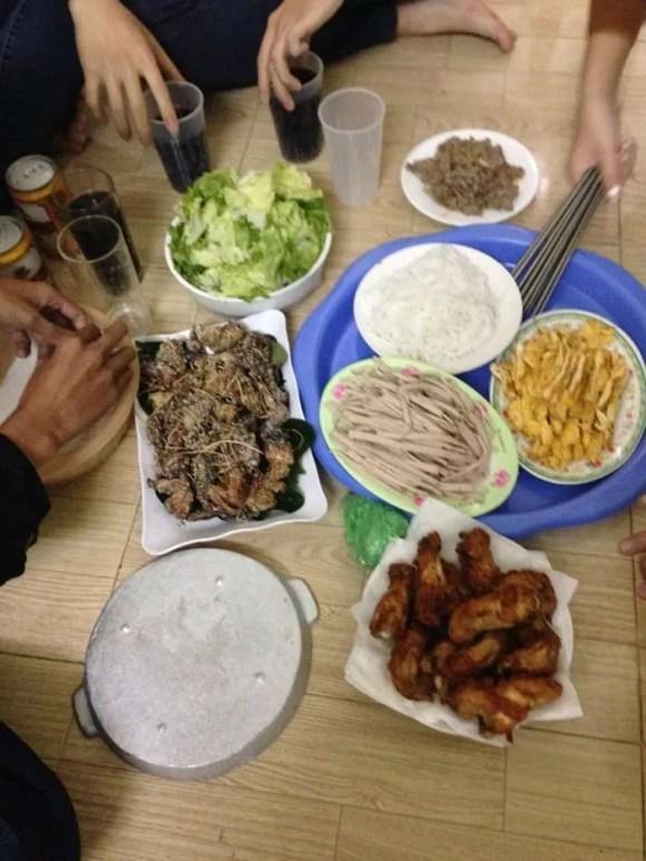 Dinner at Eddy's