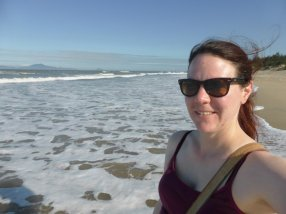 Obligatory beach selfie