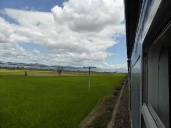 The last train?