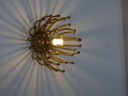 I was a fan of this lighting fixture.