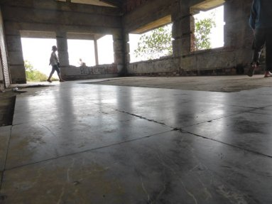 Black Palace dancefloor