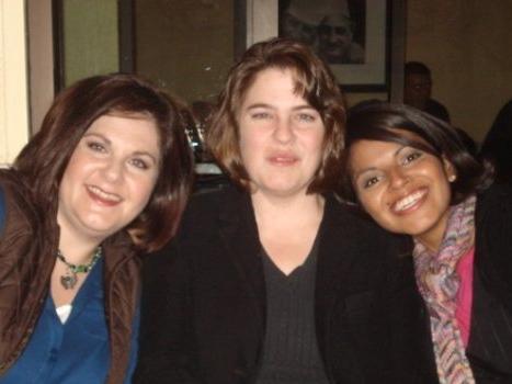 a loomy threesome...