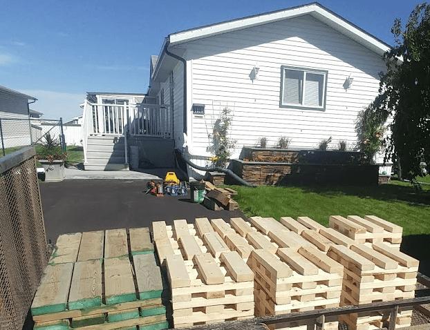 Modular Home Wood Blocking