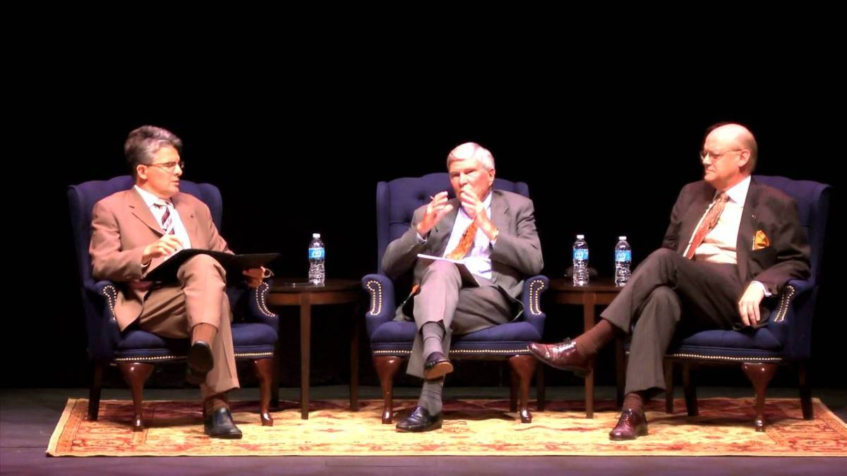 Event Review: Forever Free An Evening with Allen Guelzo and James McPherson
