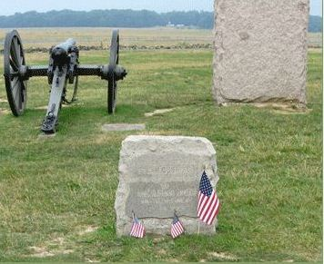 Battery_a_marker_at_gettysburg