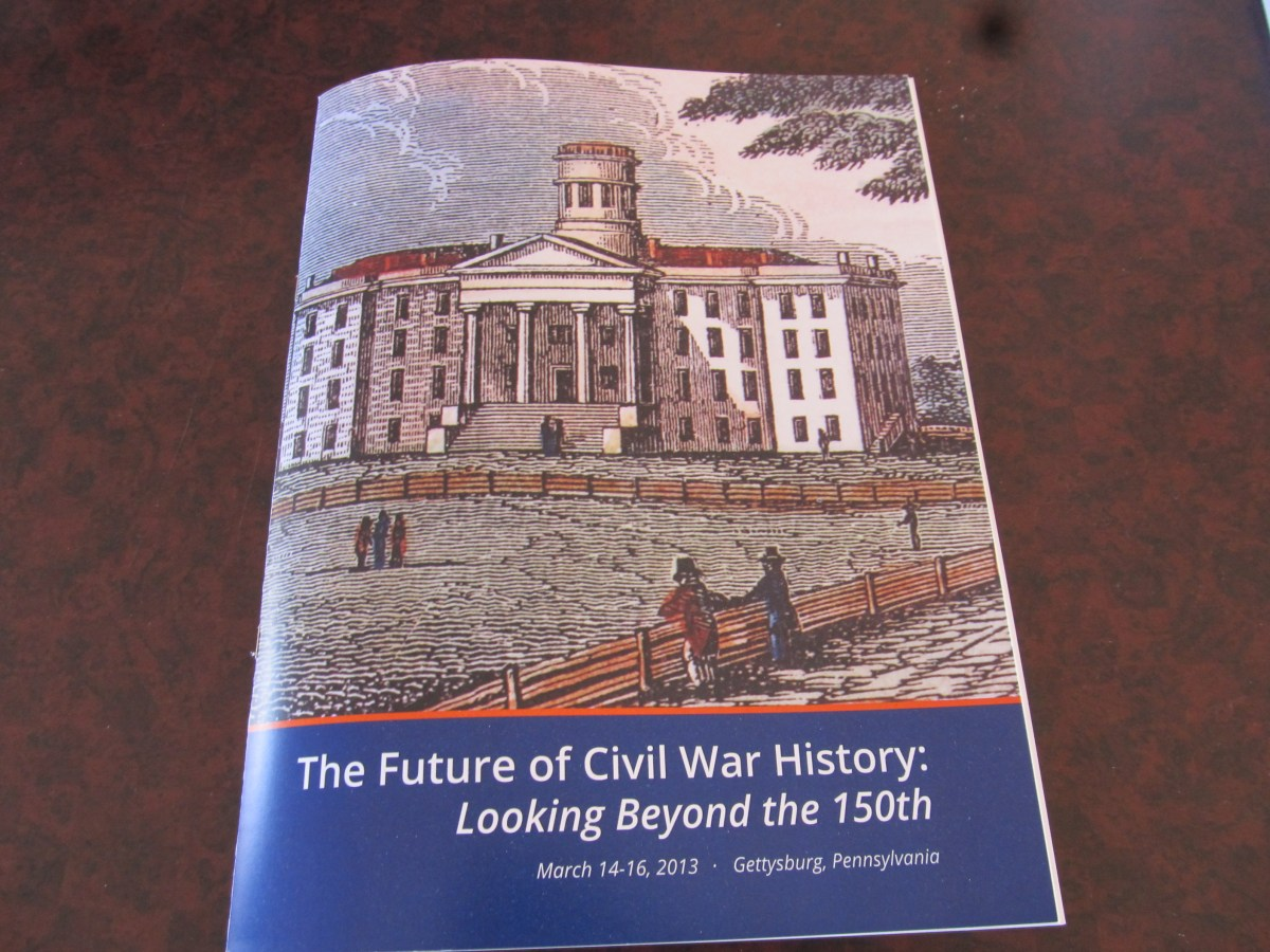 A CWI Fellow Reflects on the Future of Civil War History Conference
