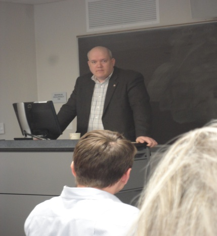 """Lecture Review: """"Lincoln and the Laws of War"""" by Dr. Jason Frawley"""