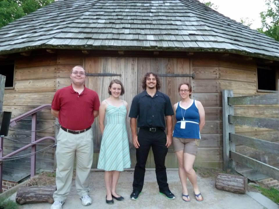 Living History at George Washington's Mount Vernon