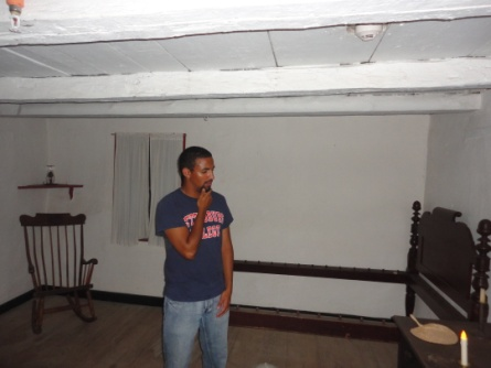Inside the Leister House – July 2, 2013
