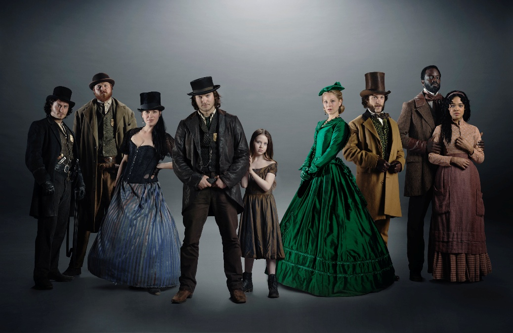 "History is Good Drama: BBC's ""Copper"""