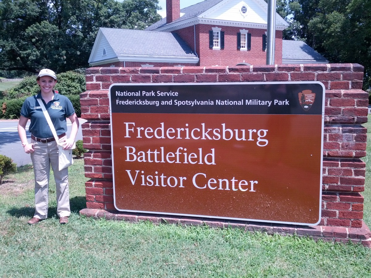 Pohanka Reflection: Fredericksburg & Spotsylvania National Military Park