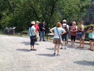 Pohanka Reflection: Matt LaRoche on Harpers Ferry National Historical Park