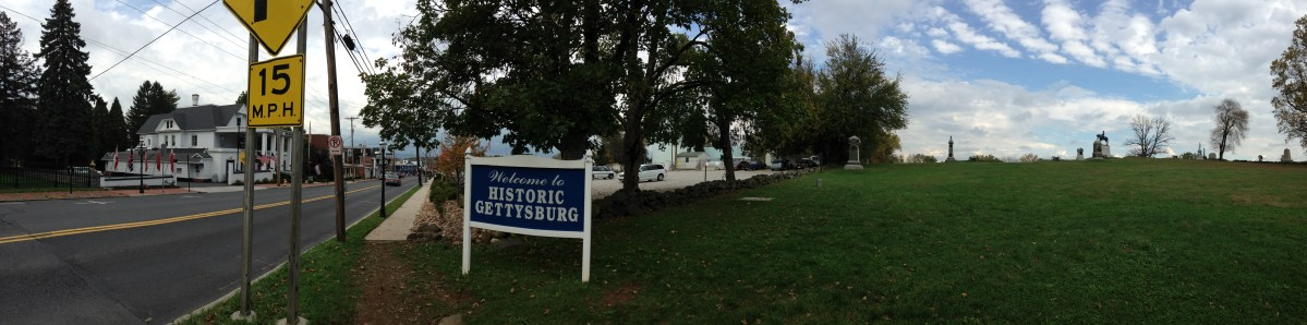 Gettysburg: A Town Built on Tourism