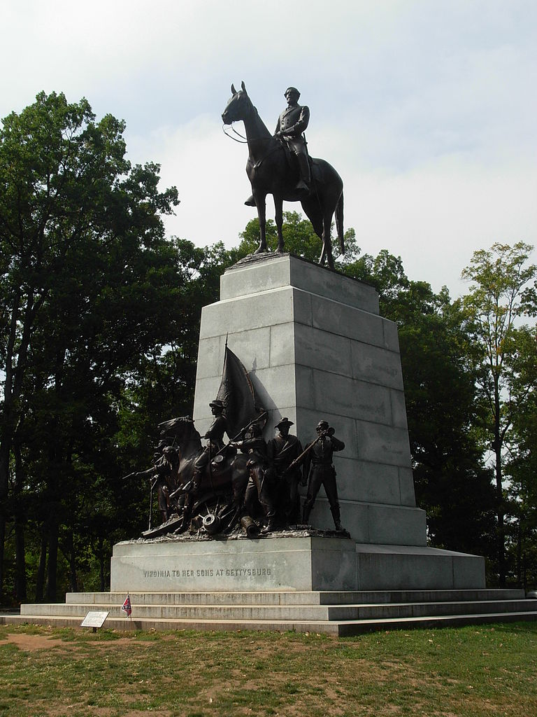 Battlefield Correspondence: Sarah Johnson at the Virginia Monument