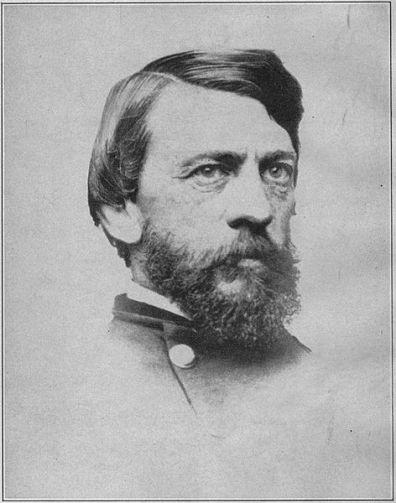 """Dr. Jonathan Letterman (1824-72),"" Wikimedia Commons."