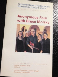 The Anonymous Four