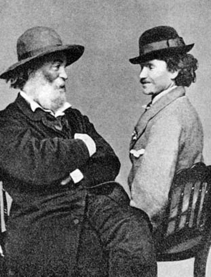 Dead Broets Society: Masculinity in Walt Whitman's War Verse