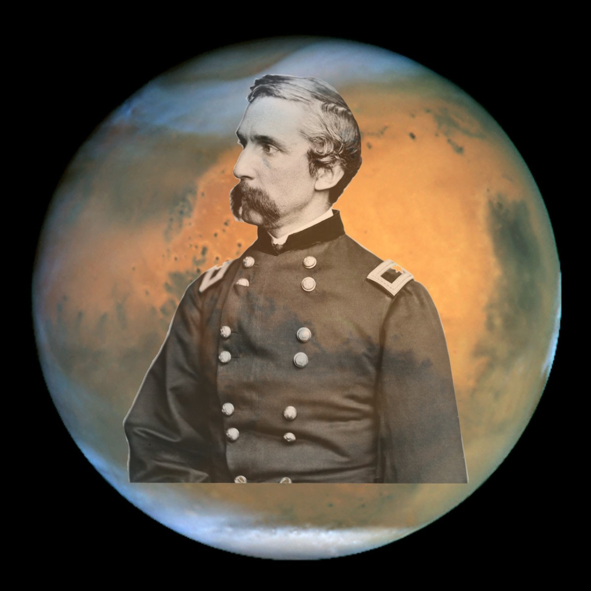 Joshua Chamberlain on Mars:  Chambermania and Beyond!