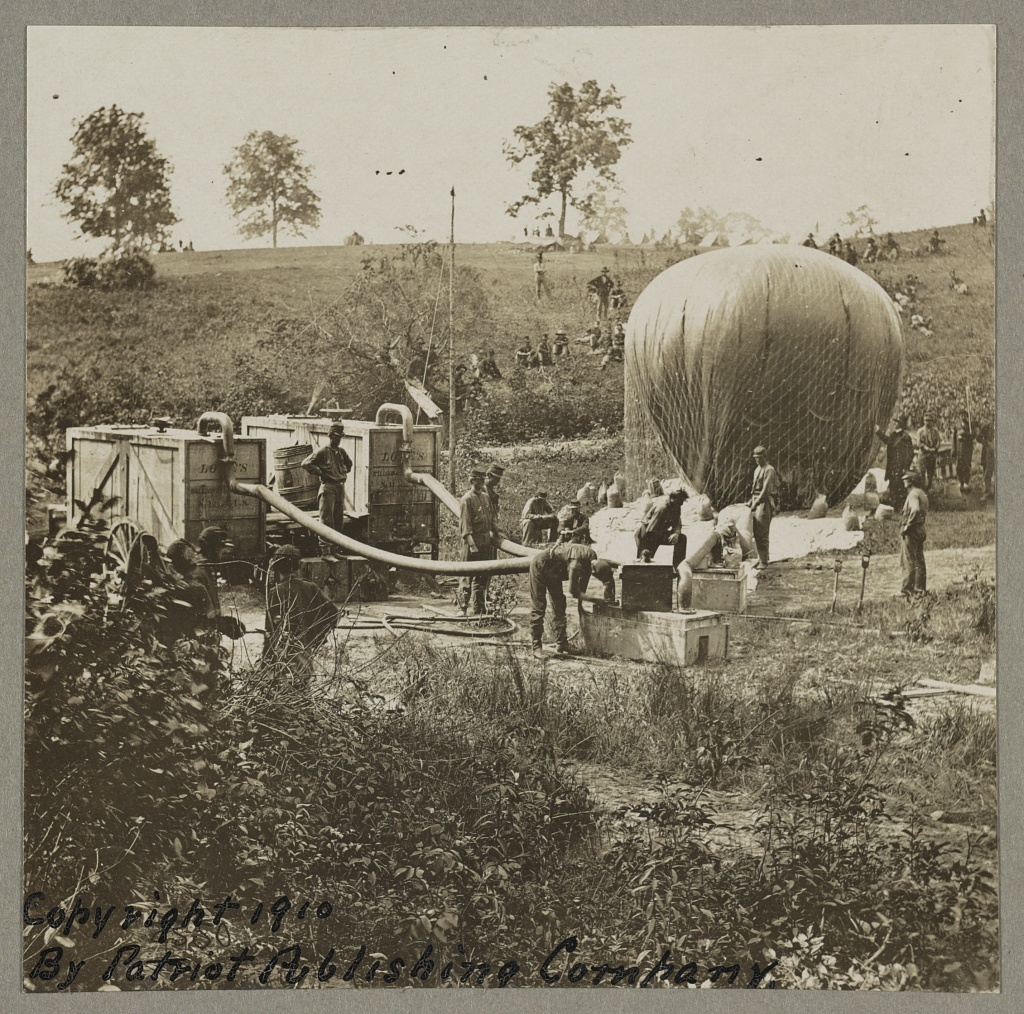 Securing the High Ground: The Civil War Roots of Aerial Reconnaissance