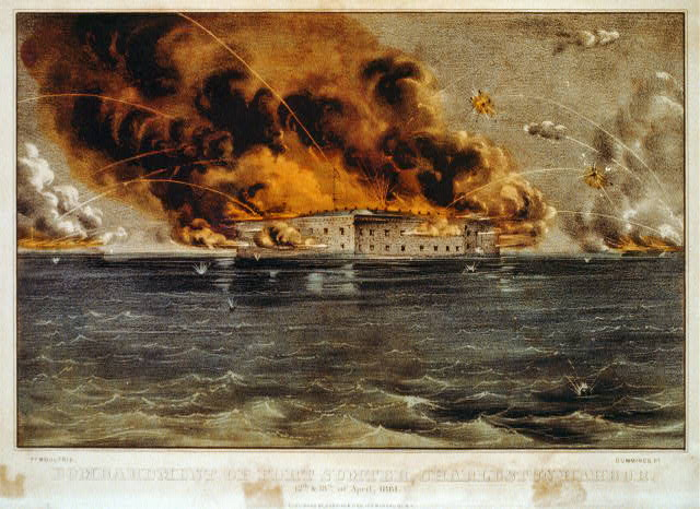 This Month in Civil War History: April 2016