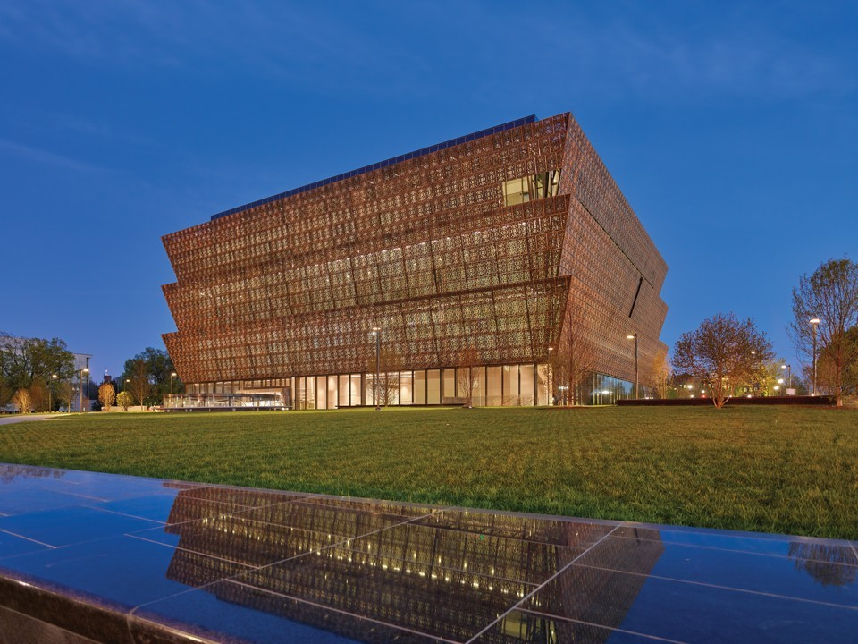 A People's Journey, A Nation's Past: The National Museum of African American History and Culture