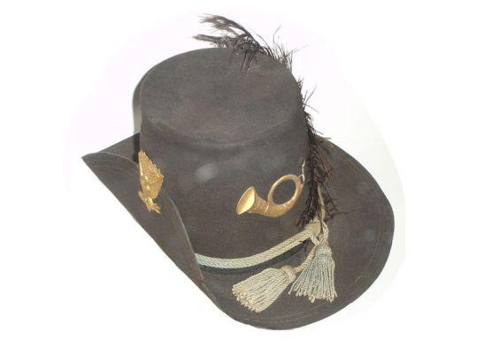 The felt Hardee Hat that so many soldiers disliked. Photo via Wikimedia Commons.
