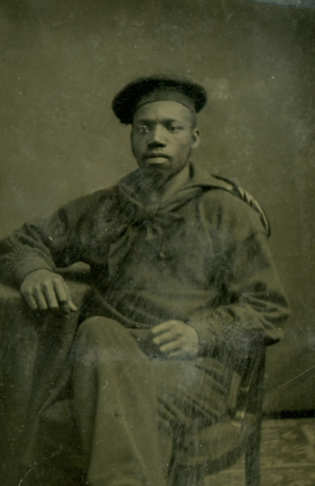 Black Servicemen on the Seas:  African Americans in the Union Navy