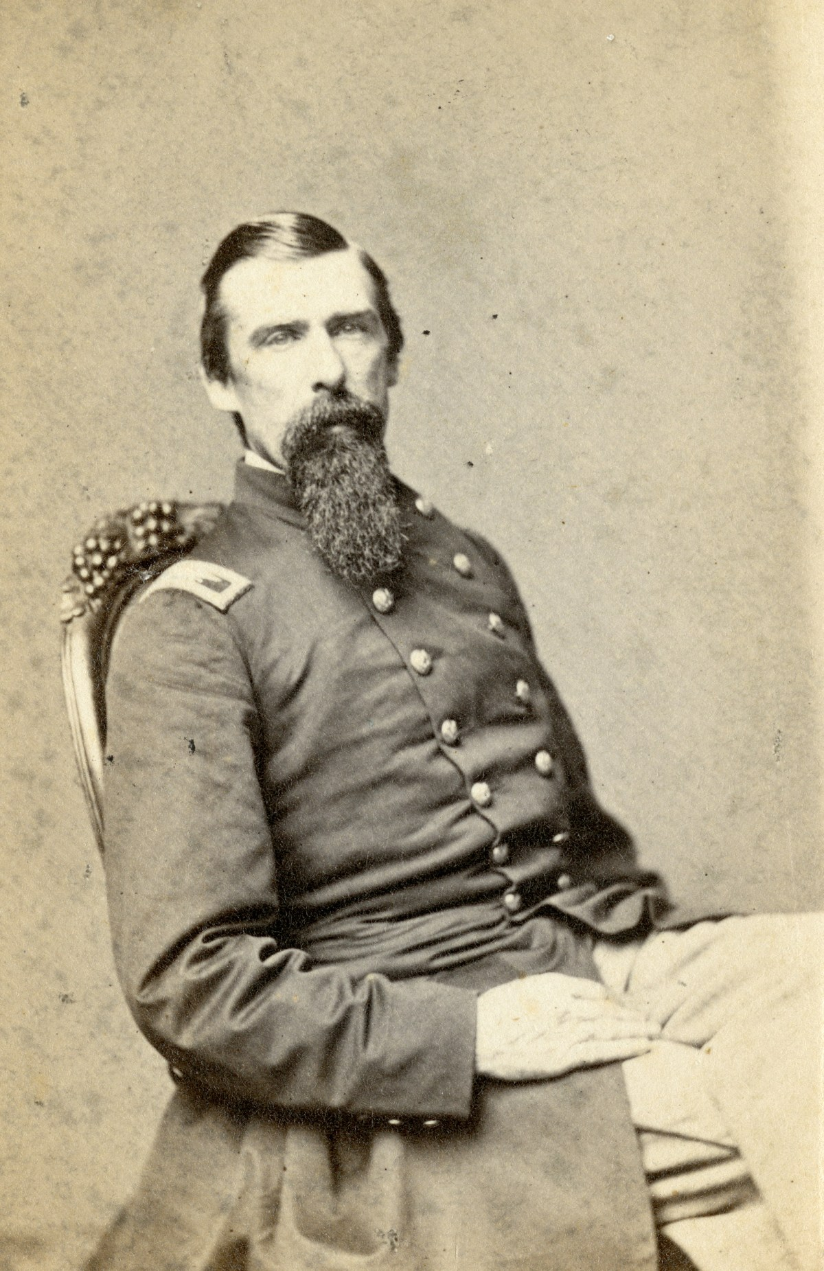Commanding the African Brigade: A Portrait of Union Officer Edward Wild