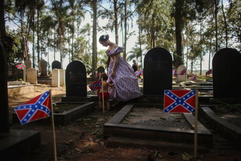 Keeping Memory Alive: Brazil, Confederados, and the Legacy of Slavery