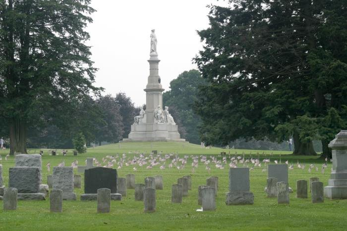 Separate but Equal? Gettysburg's Lincoln Cemetery