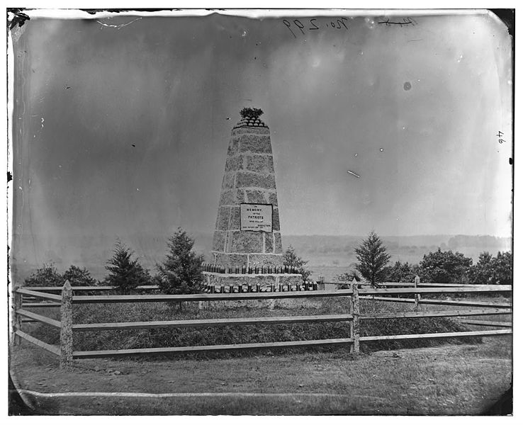 Monumental Questions: 1860s Civil War Monument Vandalization at Manassas