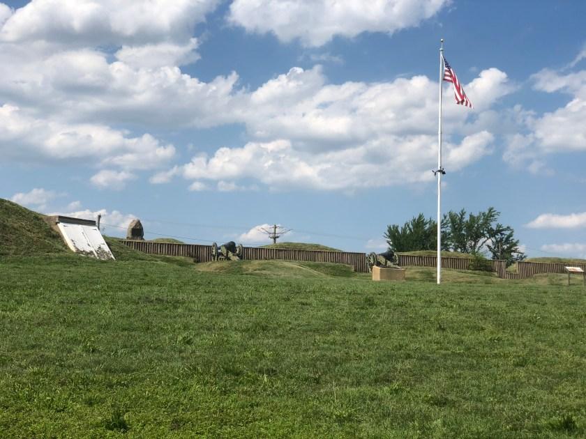 Vega Fort Stevens