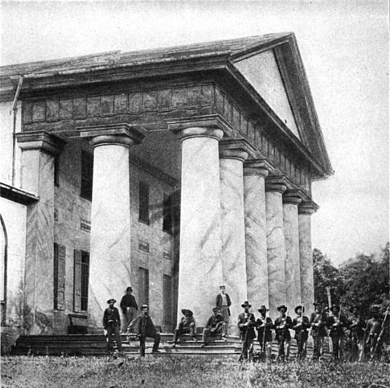 Trampling Mrs. Lee's Roses: Union Soldiers at Arlington