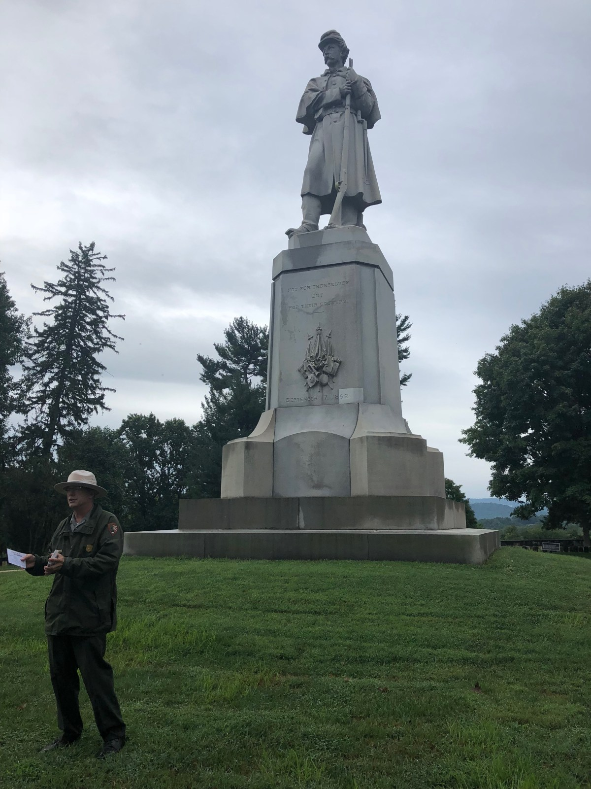 Remembering the Violence of Antietam