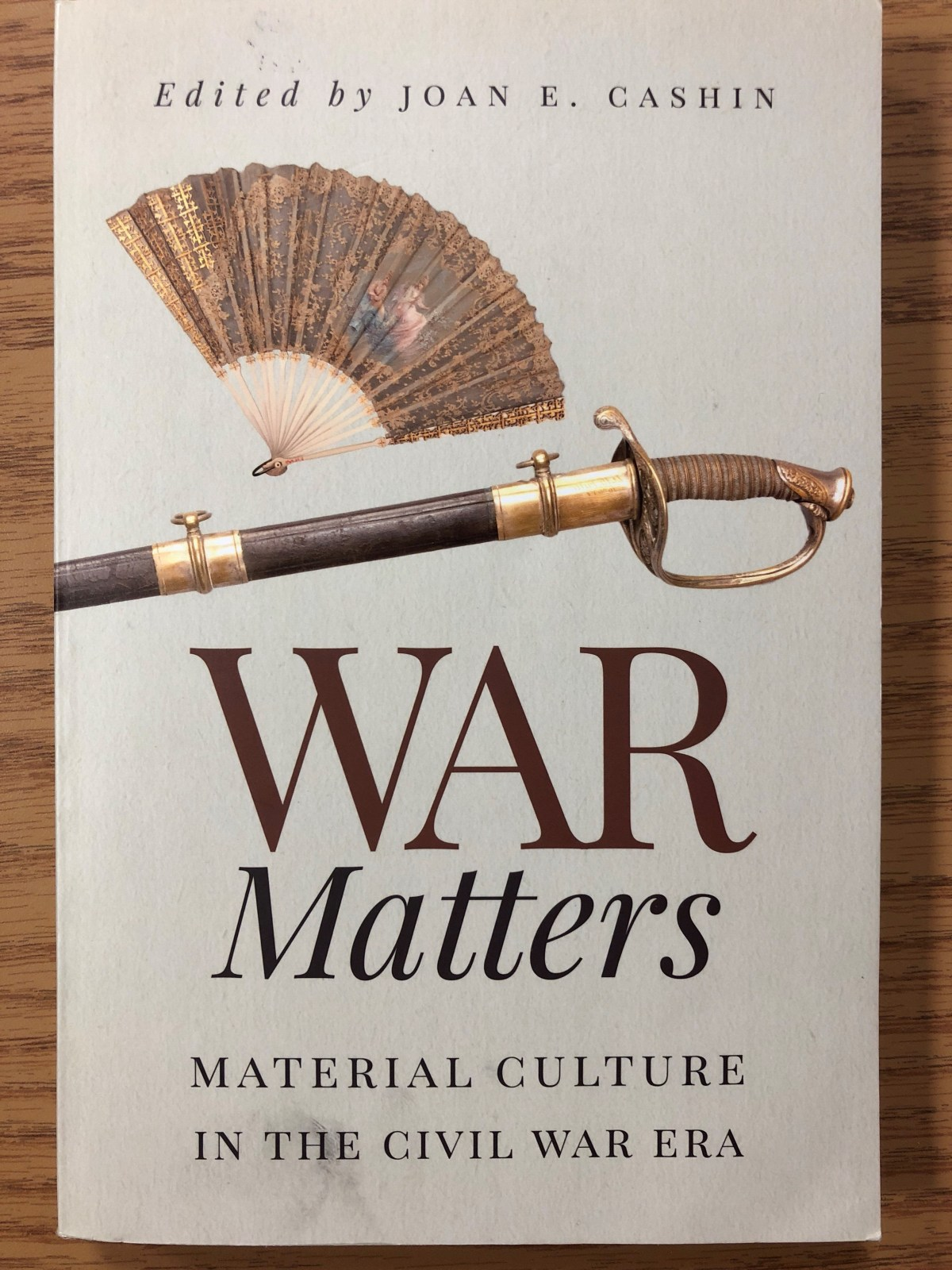 Hot off the Press: War Matters Review