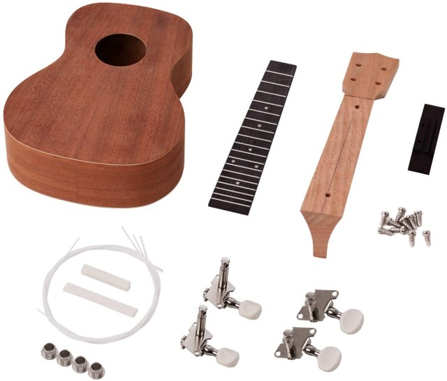 build your own ukelele