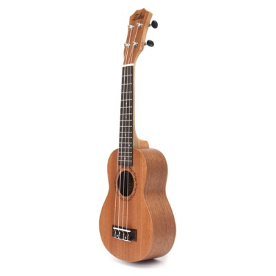 Premium Zebra Soprano Ukulele 4 Strings Hawaiian original sound.