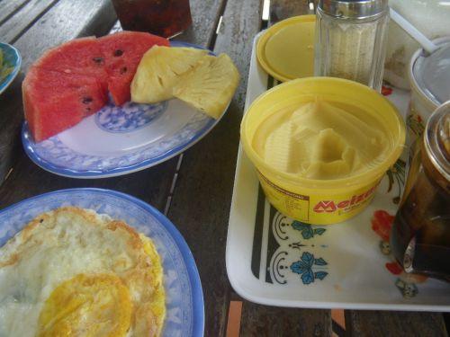 ゴックミン朝食