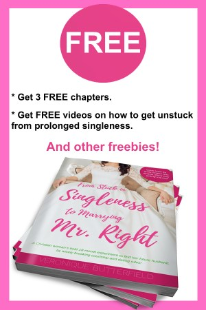 Get unstuck get married freebies for Christian singles