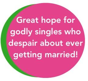singleness hope for Christian single women