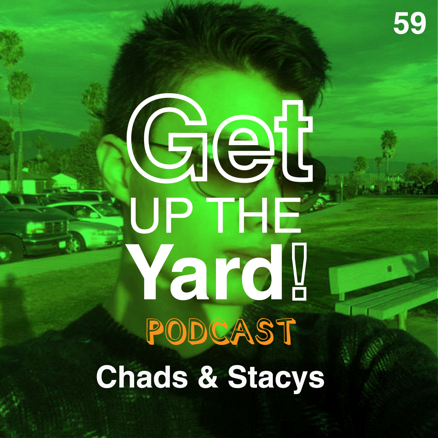 Get Up The Yard