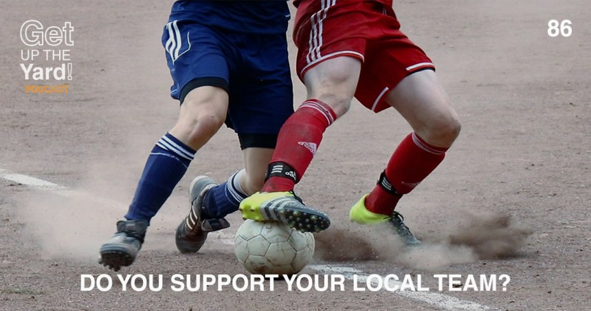 Do You Support Your Local Team?