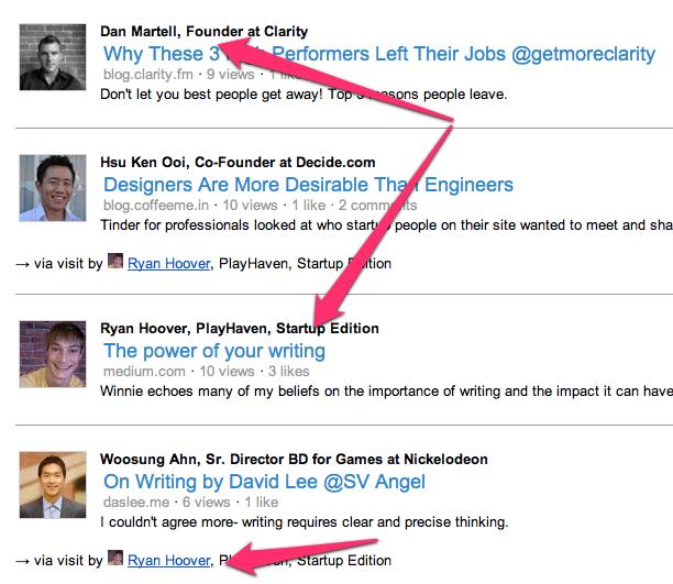 Quibb email example