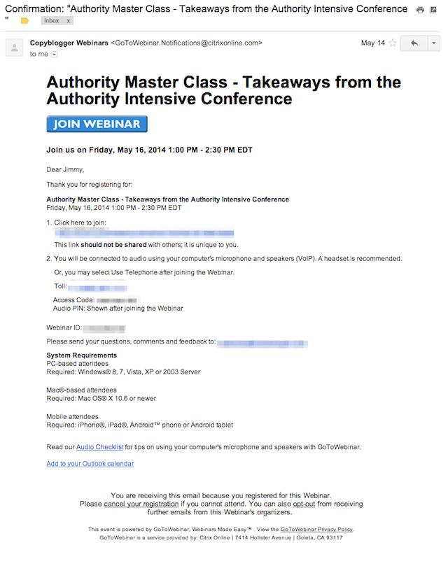 copyblogger-confirmation-email
