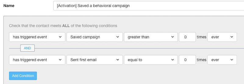 Create Targeted Onboarding Campaigns
